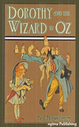 Dorothy and the Wizard in Oz Illustrated  FREE audiobook download link