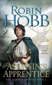 Assassin's Apprentice - Robin Hobb Cover Art