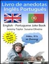 Livro De Anedotas Ingls Portugus-with Audio