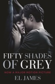 E L James - Fifty Shades of Grey artwork
