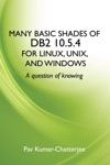 Many Basic Shades Of DB2 1054 For Linux UNIX And Windows