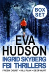 Ingrid Skyberg FBI Thrillers Box Set