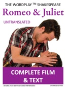 Romeo and Juliet Untranslated (Enhanced Edition)