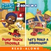 Dump Truck TroubleLets Build A Doghouse Bindup Nickelodeon Read-Along Bubble Guppies Enhanced Edition