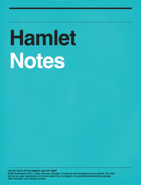 hamlet psychology report