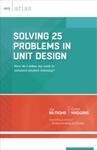 Solving 25 Problems In Unit Design