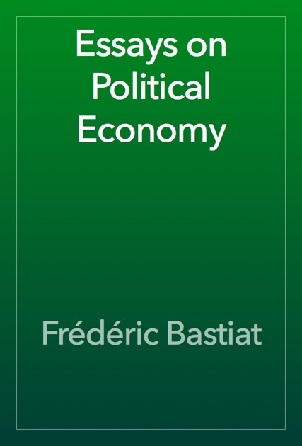 essays on political economy Political economy - philippines essays: over 180,000 political economy - philippines essays, political economy - philippines term papers, political economy - philippines research paper, book reports 184 990 essays, term and research papers available for unlimited access.