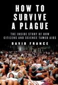 How to Survive a Plague - David France Cover Art