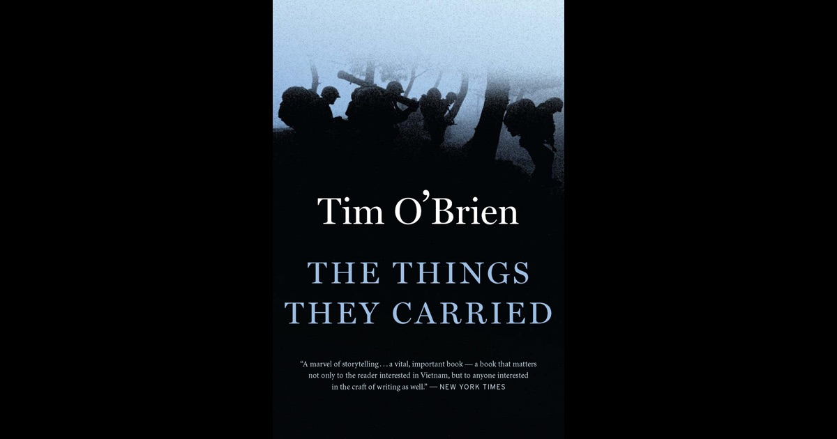 moral issues in the things they carried Struggling with the themes of tim o'brien's the things they carried we've got the quick and easy lowdown on them here.