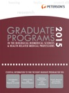 Graduate Programs In The BiologicalBiomed Sciences  Health-RelatedMed Prof 2015 Grad 3