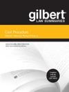 Gilbert Law Summaries On Civil Procedure 17th