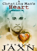 A Cheating Man's Heart - Derrick Jaxn Cover Art