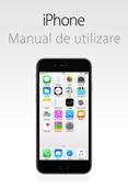 Manual de utilizare iPhone pentru iOS 8.4