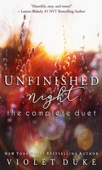 Violet Duke - Unfinished Night -- The Complete Duet  artwork
