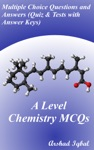 A Level Chemistry MCQs Multiple Choice Questions And Answers Quiz  Tests With Answer Keys