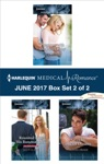 Harlequin Medical Romance June 2017 - Box Set 2 Of 2