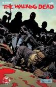The Walking Dead #165 - Robert Kirkman, Charlie Adlard & Stefano Gaudiano Cover Art