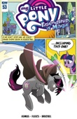 My Little Pony: Friendship is Magic #53 - James Asmus Cover Art