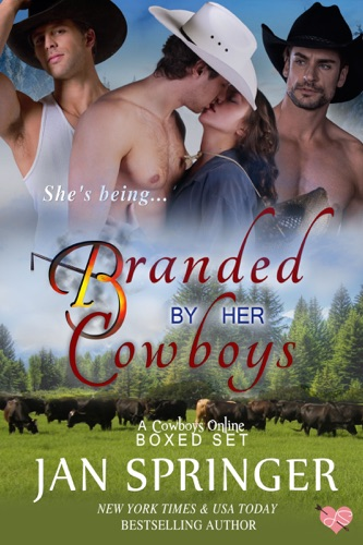 Branded by Her Cowboys