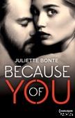 Juliette Bonte - Because of You Grafik