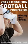 2017 Longhorn Football Prospectus: Thinking Texas Football - Paul Wadlington Cover Art