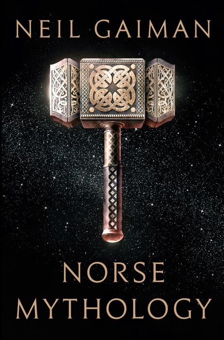 Norse Mythology Neil Gaiman Book