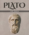 Plato Six Pack Euthyphro Apology Crito Phaedo The Allegory Of The Cave And Symposium