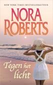 Nora Roberts - Tegen het licht kunstwerk