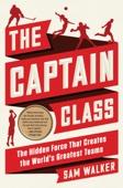 The Captain Class - Sam Walker Cover Art