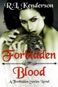Forbidden Blood (Forbidden, Book #1)