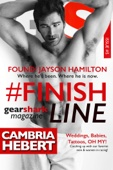 Cambria Hebert - #FinishLine artwork