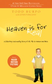 Heaven is for Real Deluxe Edition - Todd Burpo Book