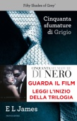E L James - Cinquanta sfumature di Grigio artwork