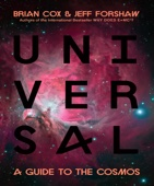 Universal - Brian Cox & Jeff Forshaw Cover Art