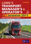 Lowes Transport Managers And Operators Handbook 2017