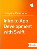 Intro to App Development with Swift - Apple Education
