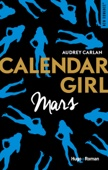 Audrey Carlan - Calendar Girl - Mars illustration