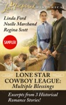 Lone Star Cowboy League Multiple Blessings Sampler