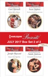 Harlequin Presents July 2017 - Box Set 2 Of 2