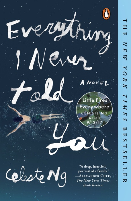 Everything I Never Told You Celeste Ng Book