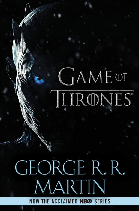 A Game of Thrones George RR Martin Book