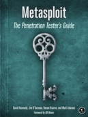 David Kennedy, Jim O'Gorman, Devon Kearns & Mati Aharoni - Metasploit kunstwerk