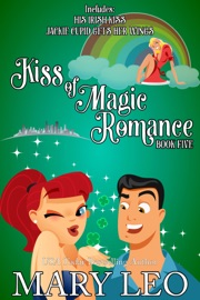 HIS IRISH KISS AND JACKIE CUPID GETS HER WINGS
