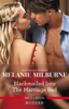 Melanie Milburne - Blackmailed Into The Marriage Bed artwork