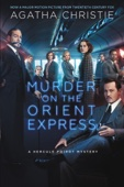 Agatha Christie - Murder on the Orient Express artwork