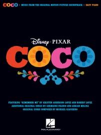 DISNEY/PIXARS COCO SONGBOOK
