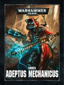 Games Workshop - Codex: Adeptus Mechanicus artwork