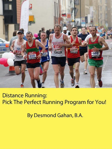 Distance Running Pick The Perfect Running Program for You