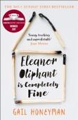 Gail Honeyman - Eleanor Oliphant is Completely Fine artwork