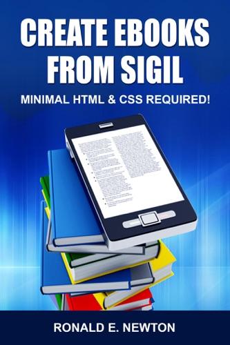 Create eBooks from Sigil Minimum HTML  CSS Required